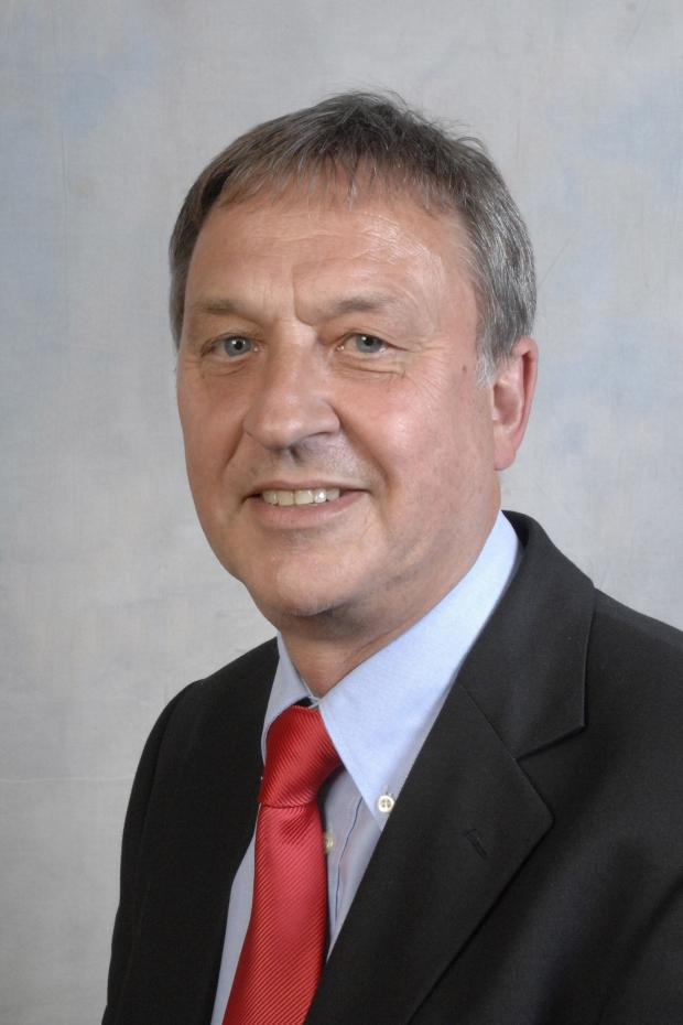Barry And District News: DISAPPOINTED: Cllr Neil Moore