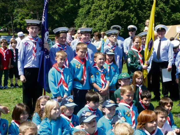 Barry And District News: JOIN US: 11th Barry Sea Scouts want past and present members to celebrate 90 years of existence (3515556)