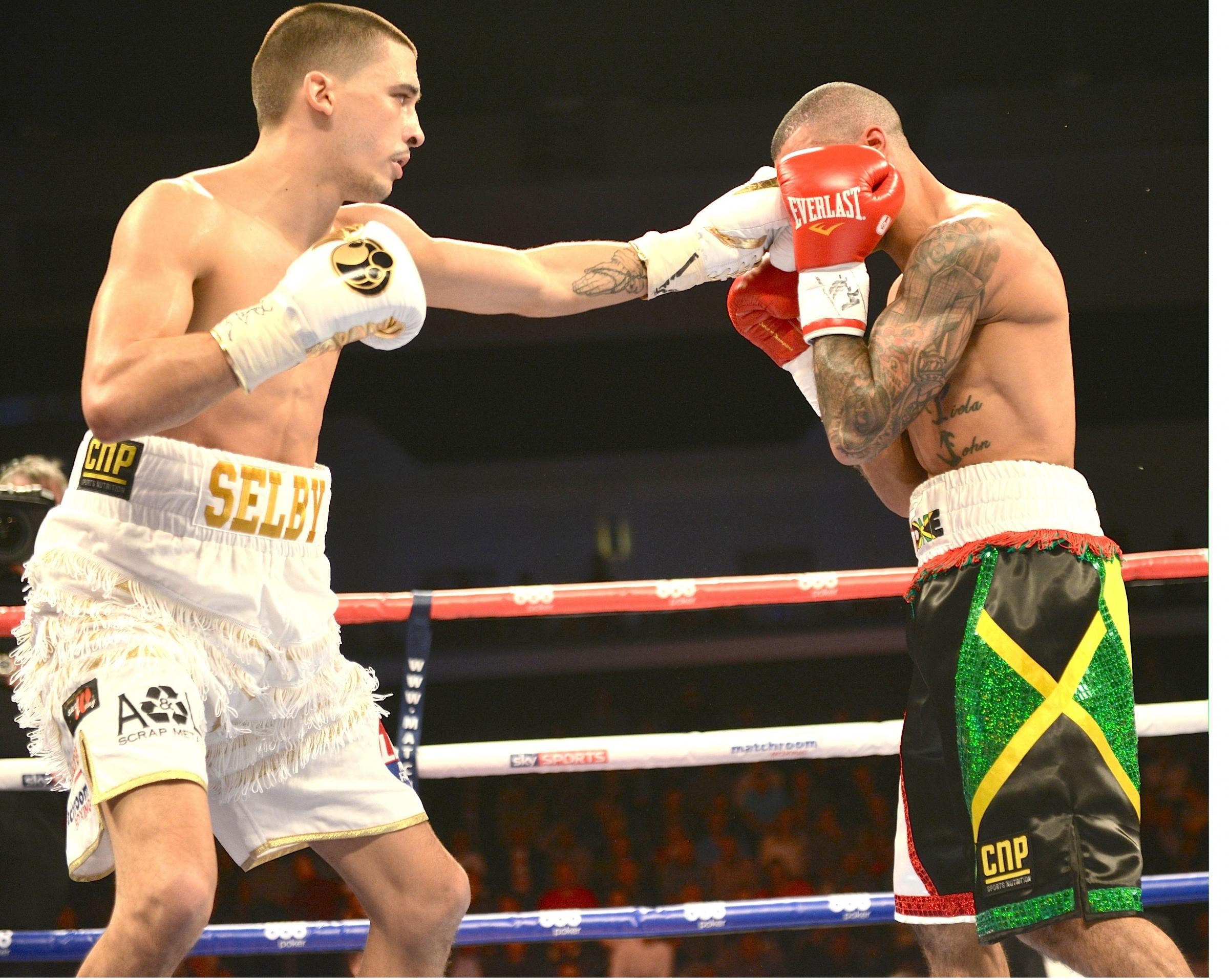 Selby has sights on world title following European victory