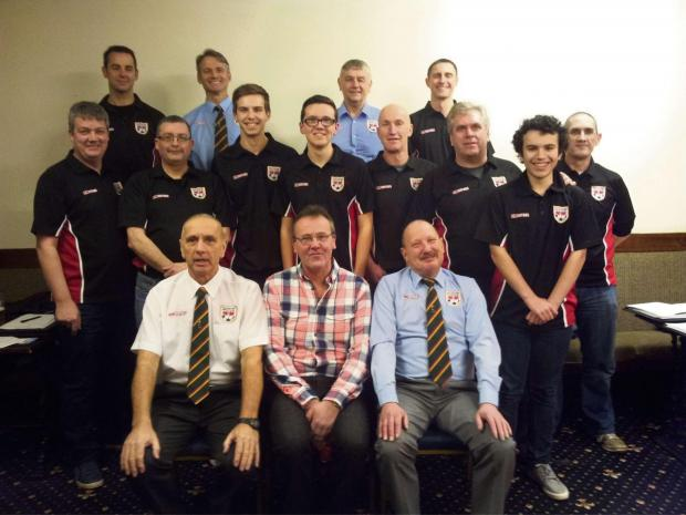 LANDMARK YEAR: The Vale of Glamorgan Referees' Society