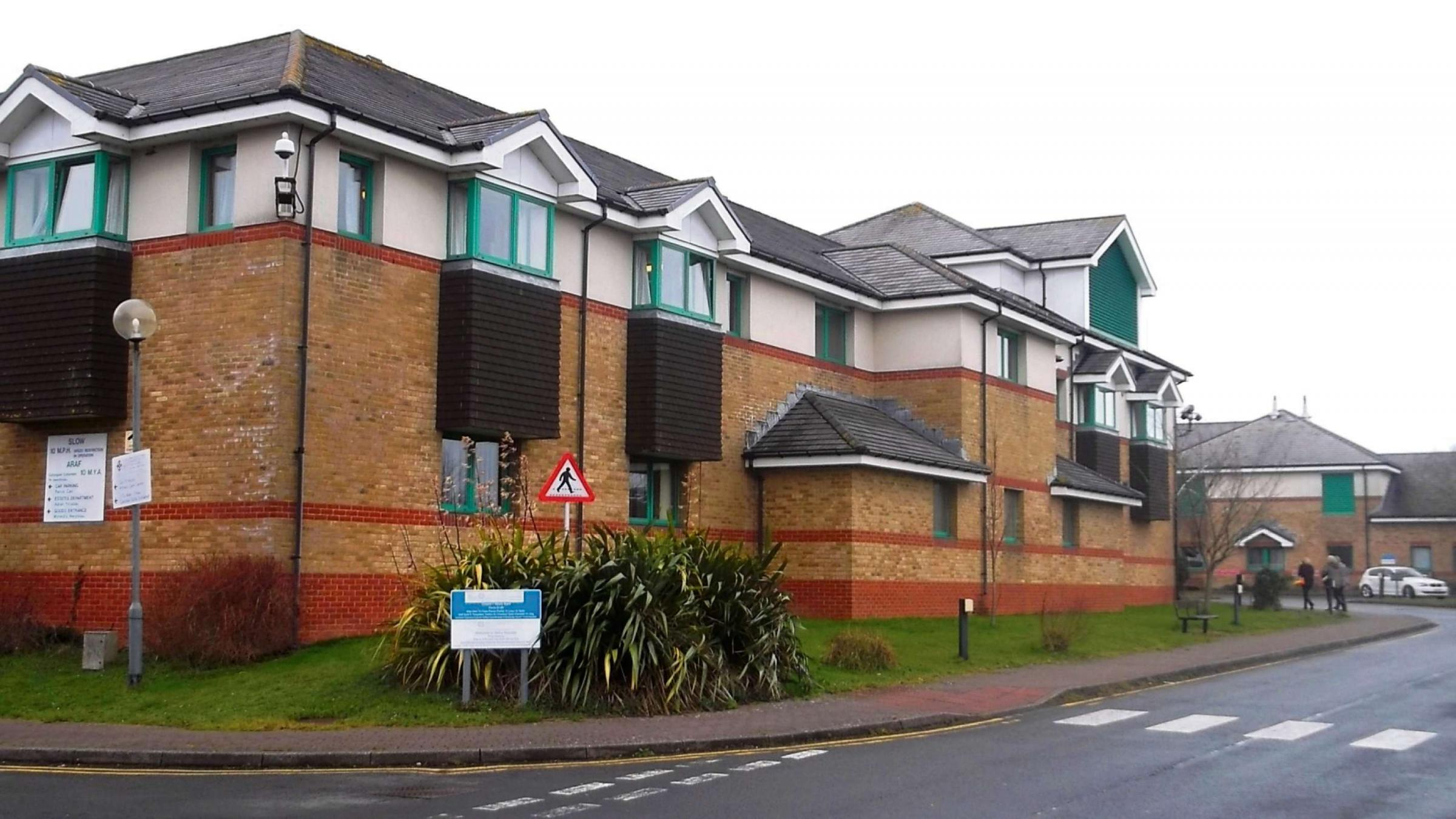 WARD CLOSURE: Barry Hospital