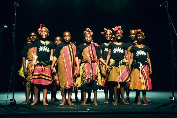 Barry And District News: PERFORMING: African Children's Choir