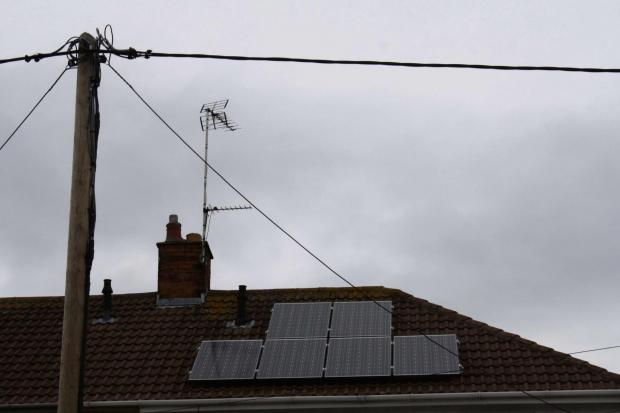 SOLAR POWER: Gibbonsdown residents are proposing a way out of fuel poverty (5571950)