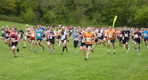 POPULAR: The Parkwood Porthkerry Five race will take place on Sunday, May 11
