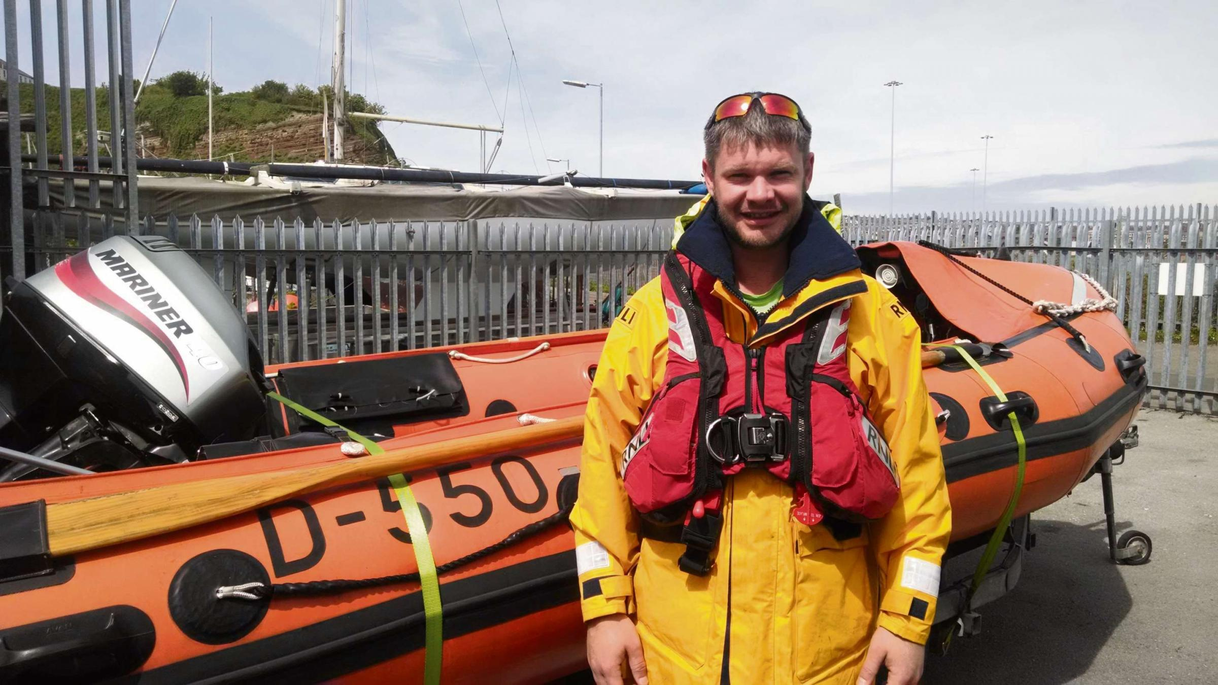 Busy bank holiday for RNLI volunteers