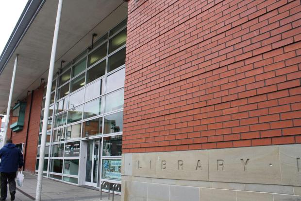 Barry And District News: VIEWS SOUGHT: Staff are urging residents to make their views known on library services. (5894959)