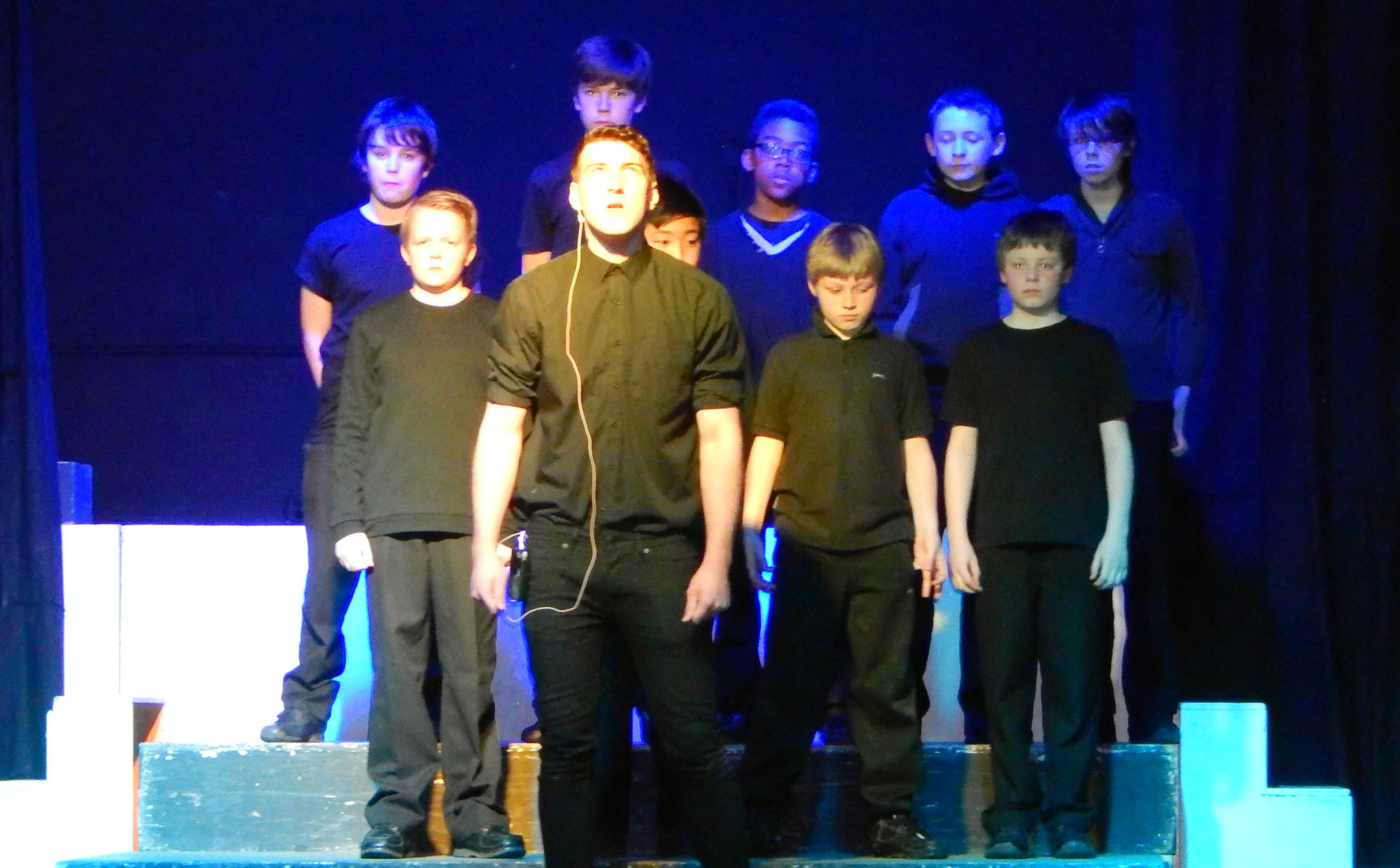 Barry Comp celebrate two nights of talent