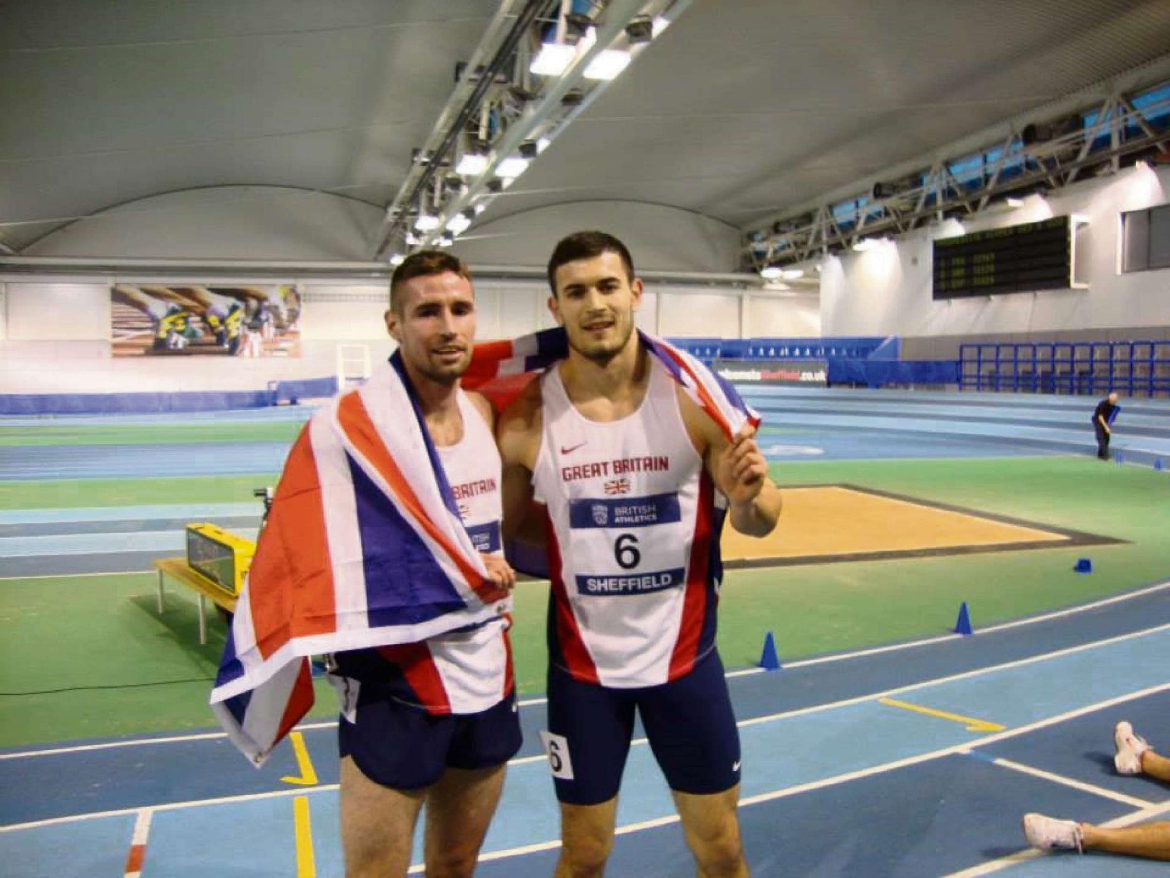 Two decathlons in one week to qualify for Commonwealth Games