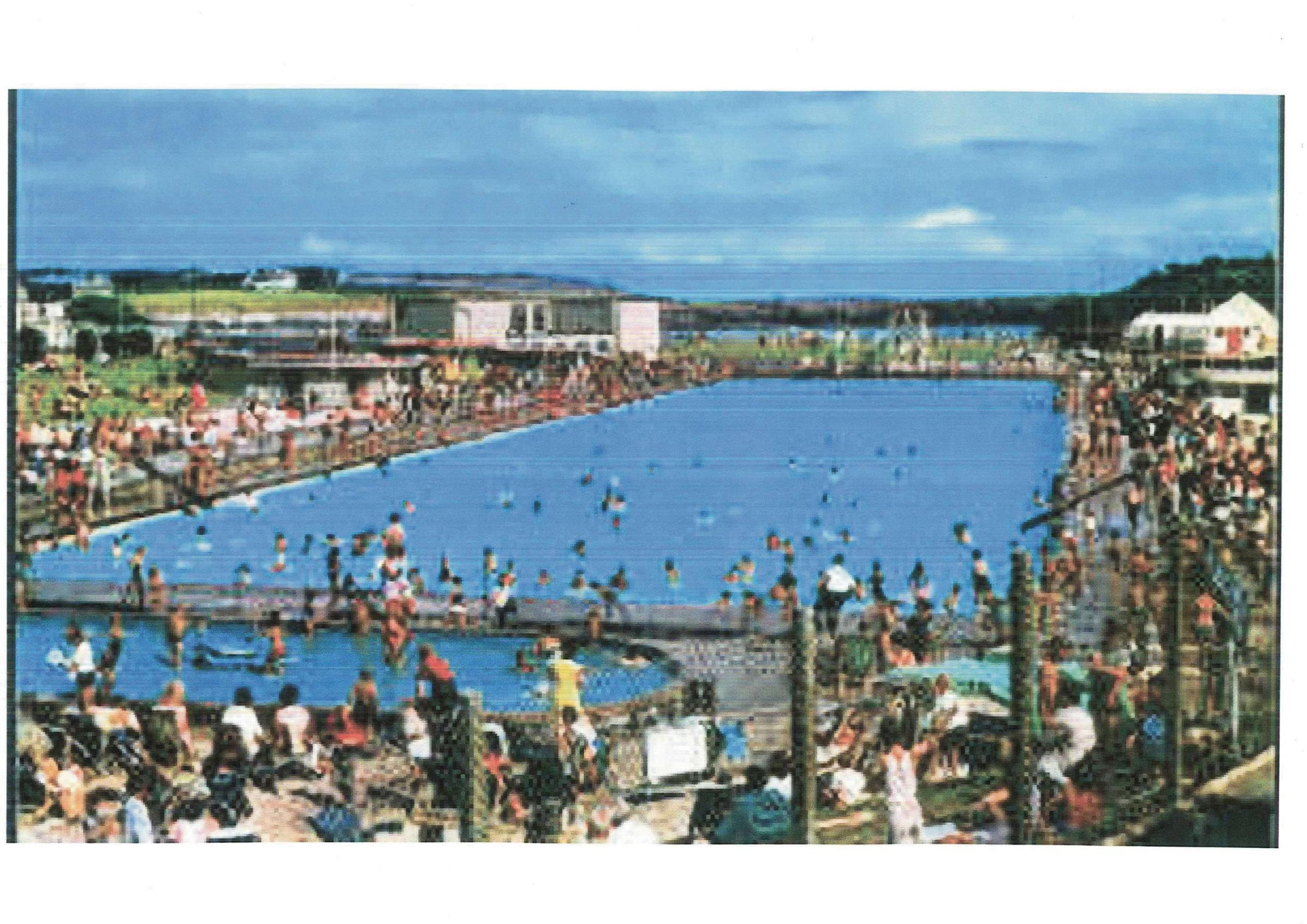 Should Barry's iconic lido be rebuilt?