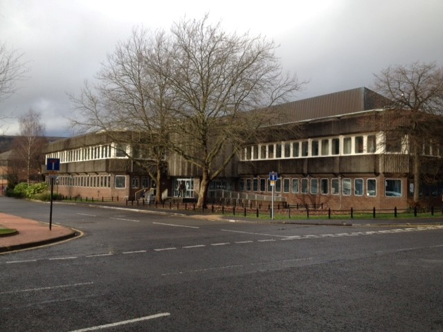 COURT CASE: The trial was heldf at Methyr Tydfil Crown Court
