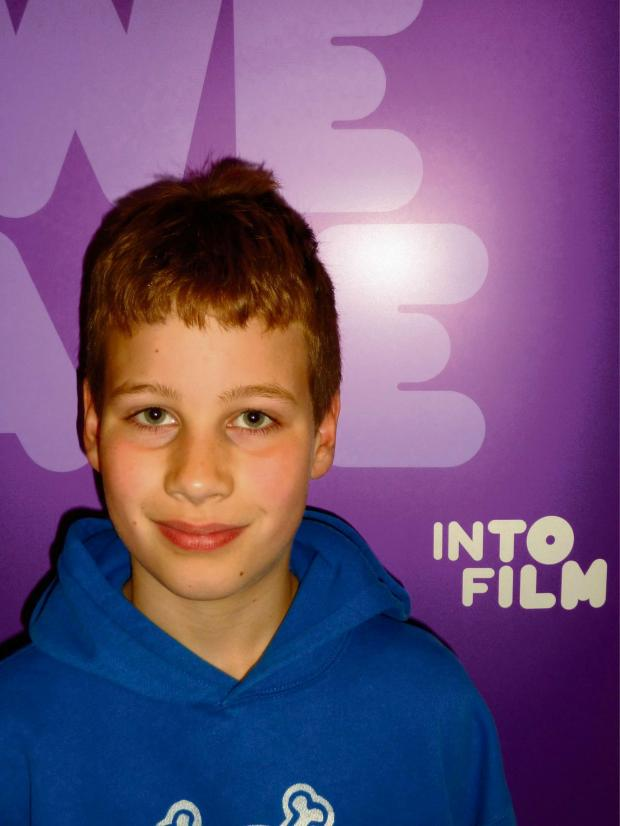 Barry And District News: TAKE ONE: Conrad Carter is on a movie development programme