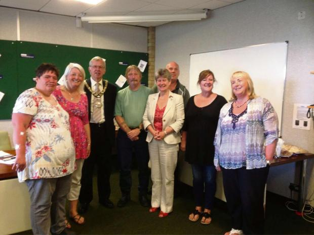 THE MIND in the Vale charity recently held a very successful AGM on Friday, July 4, where the many achievements over the past year were celebrated, including increases in volunteer support (7936083)