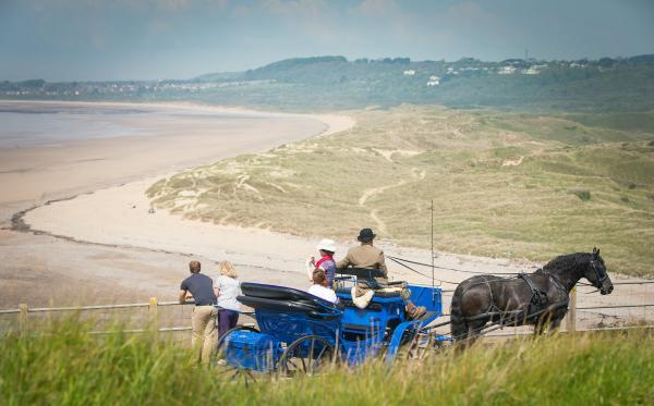 Discover more on the heritage coast this summer