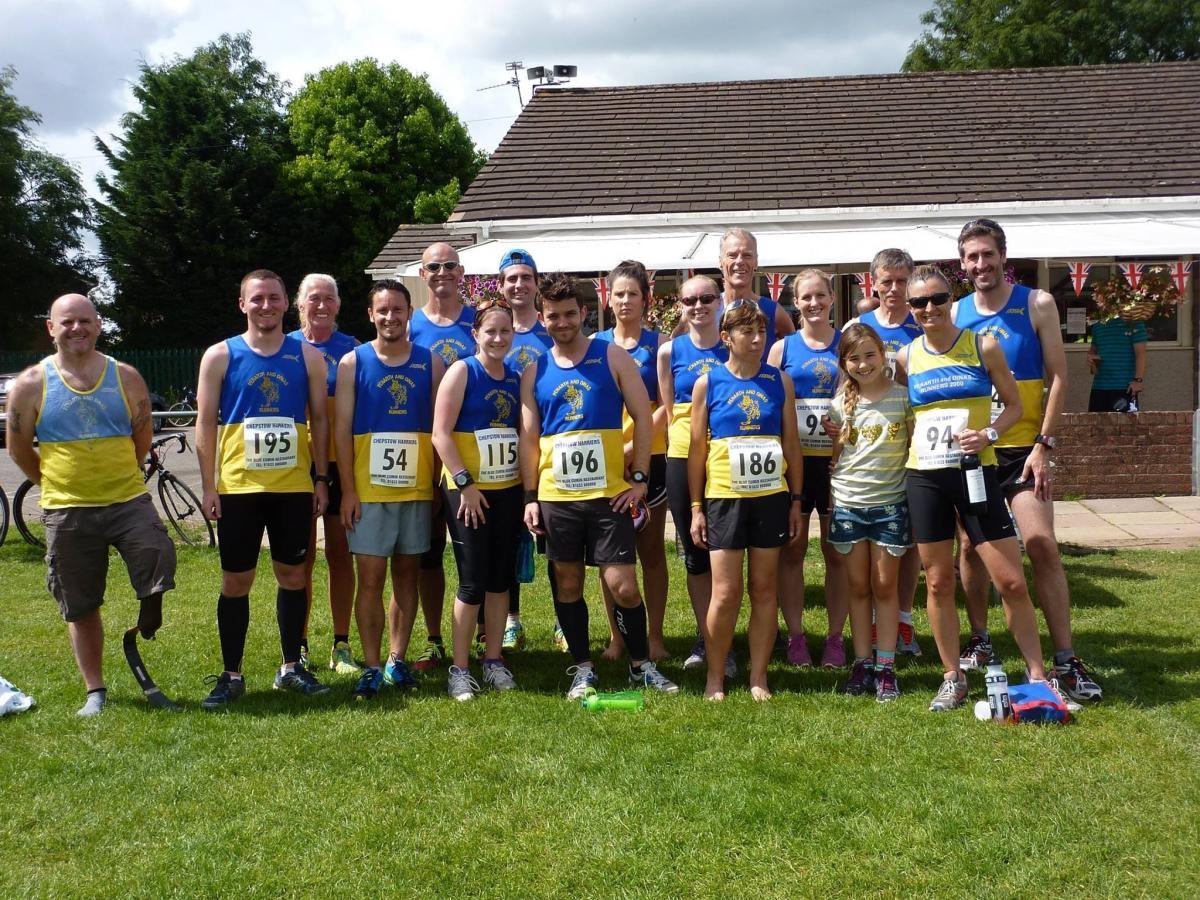 Penarth runners battle heat in Magor Marsh 10k   Barry And