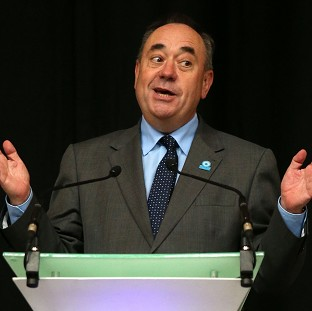 Salmond upbeat after second debate
