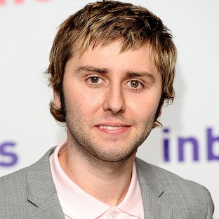 James Buckley applied for the Crystal Palace job as his character Jay Cartwright