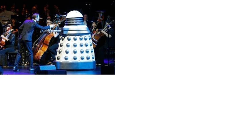 EXTERMIN-DATE: The Daleks are set to invade at spectacular show