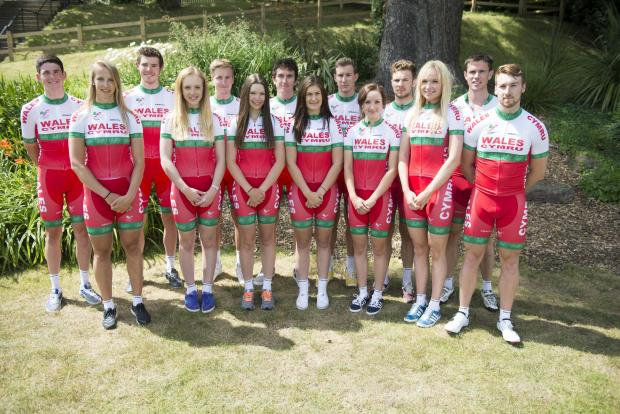 NEW KIT: You can now own the replica kit from the Welsh Cycling Team