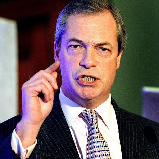 Nigel Farage will join other Ukip representatives for a pro-Union rally in Scotland