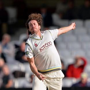 Ryan Sidebottom took three wickets in a dominant Yorkshire performance