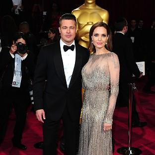 Brad Pitt and Angelina Jolie married in France on August 23