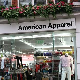 American Apparel disputed claims that the ads were part of a back to s