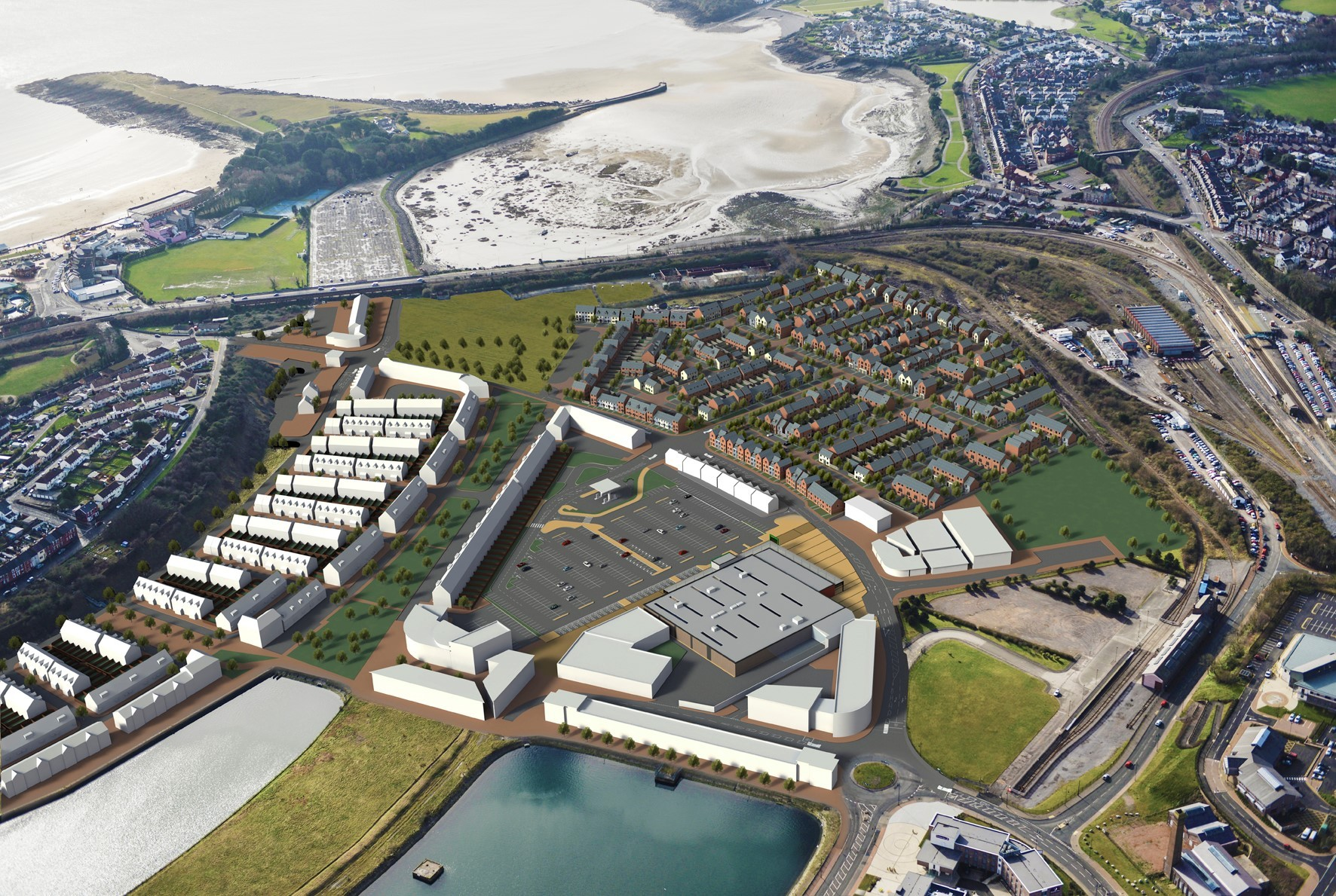 300 jobs in store as development lays foundations