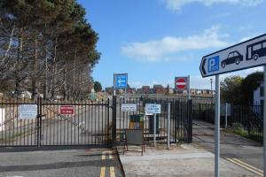 Island car park woe for traders and visitors