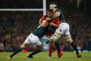 Wales 12 South Africa 6 -
