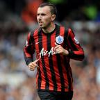 Barry And District News: Jordon Mutch has left QPR for Crystal Palace