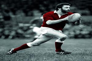 Shows tell story of a legendary Welsh rugby player