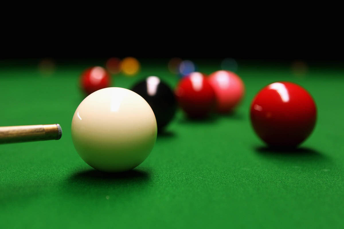 Snooker (Photo by Dean Mouhtaropoulos/Getty Images)