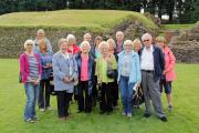 Sully U3A members on one of their trips (Photo Geoff Back)
