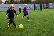 Youngsters can try out on one of the Open Days