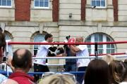 Lee Selby sparring on King's Square, Barry (Gemma Collard Photography) (27238906)