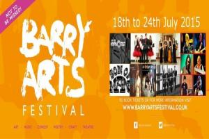 Barry Arts Festival is back this July
