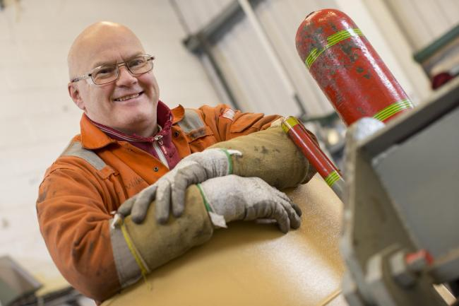 Barry factory worker fronts skills and careers campaign | Barry And