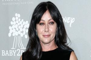 Cancer-stricken Shannen Doherty says she sometimes feels as if she won't make it