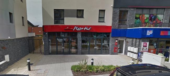 Barry Pizza Hut Closes Barry And District News