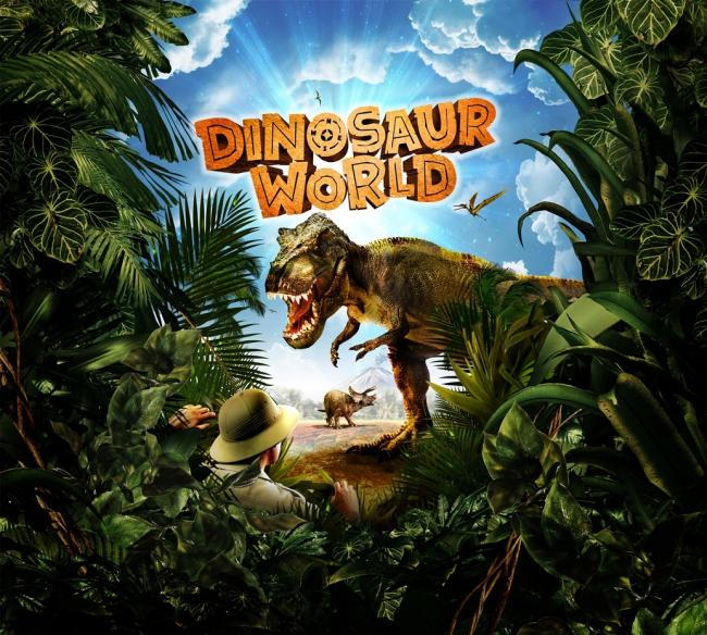 Dinosaur World is heading to St David's Hall