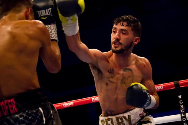 Barry And District News: Andrew Selby beat Cristofer Rosales to line himself up for a world title fight