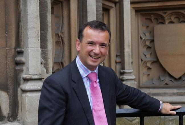 Vale of Glamorgan MP, Alun Cairns