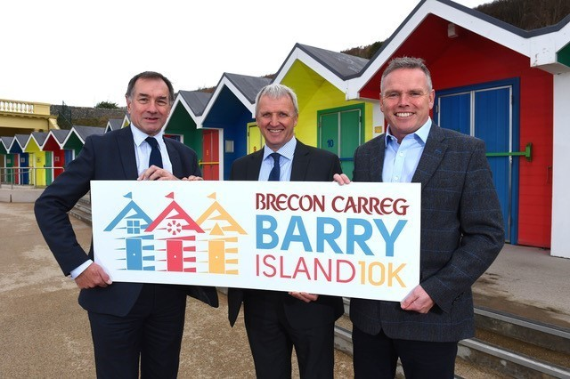 A new 10k run will be taking place on Barry Island