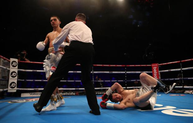 Barry And District News: Lee Selby claimed another win in the ring in March
