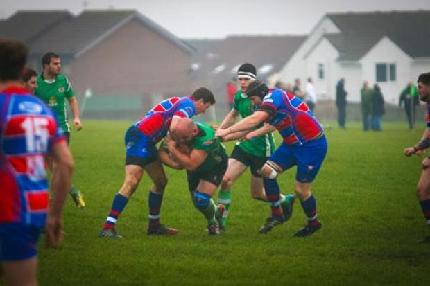 Barry And District News: Barry RFC took a while to get off the mark in 2017, but ended the season strongly