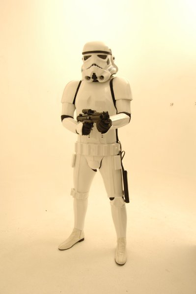 The Stormtroopers Are Coming this Bank Holiday!