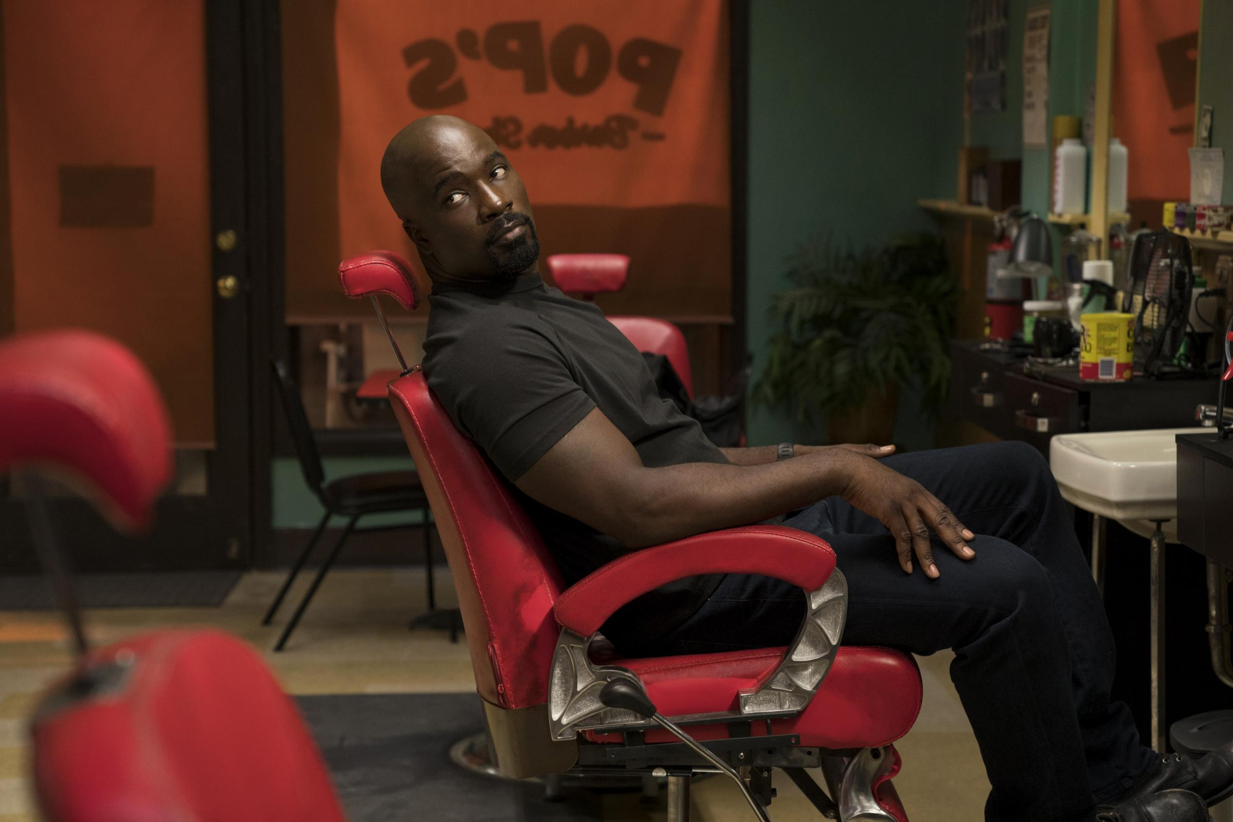 Marvel's Luke Cage (David Lee/Netflix)