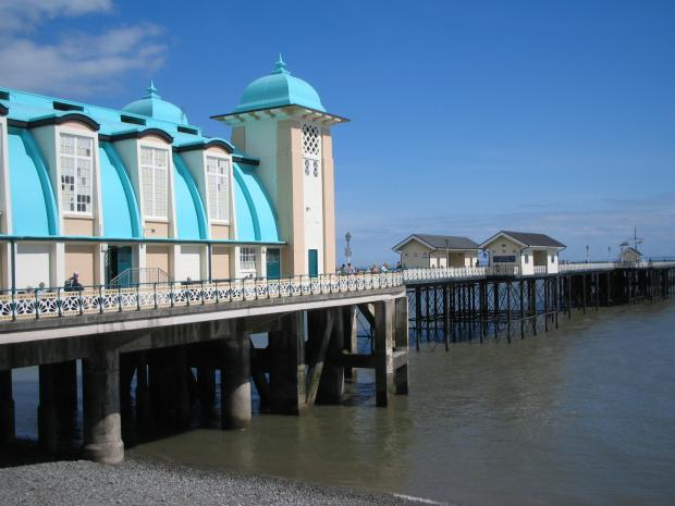 ATTRACTION: Penarth pier