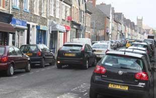 Vale of Glamorgan car parking charges 'tax on the high street' - AM