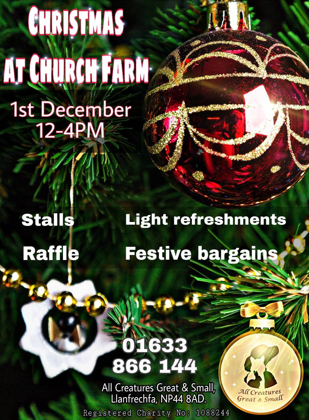 Christmas at Church Farm